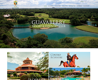 Guavaberry Golf